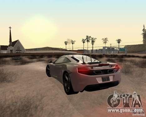 Star ENBSeries by Nikoo Bel for GTA San Andreas ninth screenshot