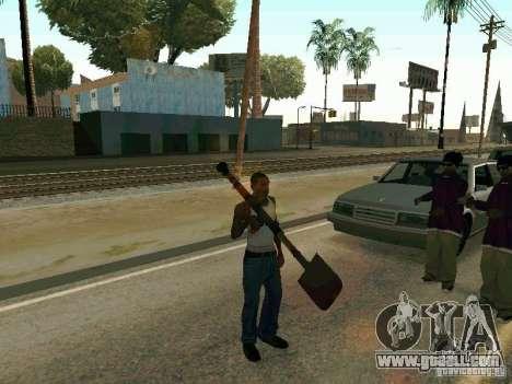 Lopatomët for GTA San Andreas seventh screenshot