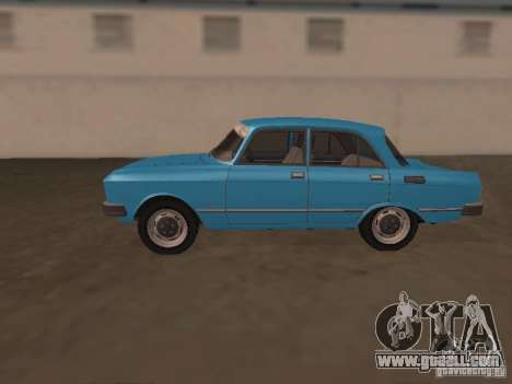 Moskvich 2140 SL for GTA San Andreas left view