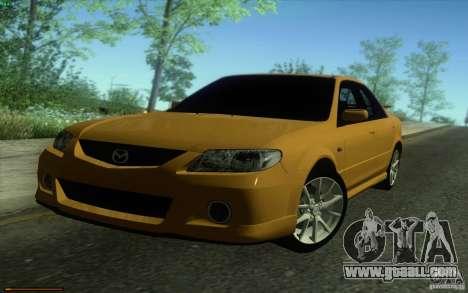 Mazda Speed Familia 2001 V1.0 for GTA San Andreas