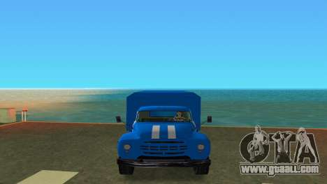 ZIL 130 for GTA Vice City right view