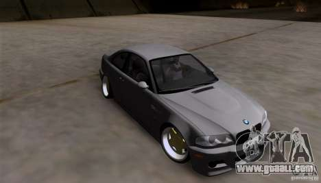 BMW 3-er E46 Dope for GTA San Andreas