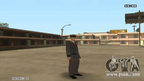 Army Skin Pack for GTA San Andreas second screenshot