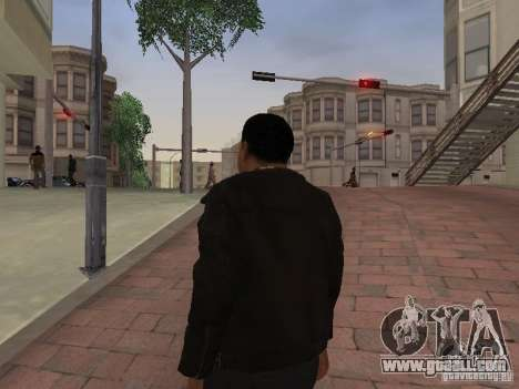 Skin Joe Barbaro of the MAFIA II v1.1 for GTA San Andreas second screenshot
