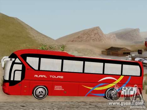Neoplan Tourliner. Rural Tours 1502 for GTA San Andreas side view