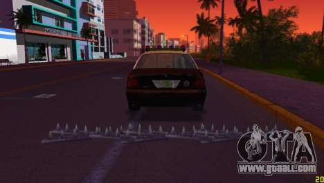 HP Stinger 2.0 for GTA Vice City second screenshot