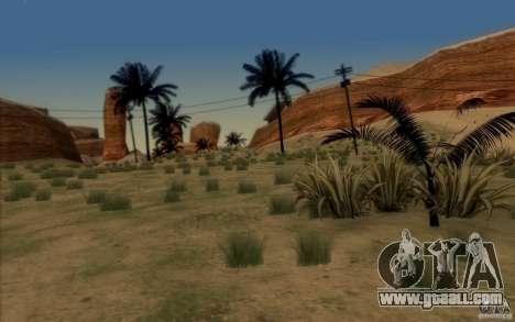 RoSA Project v1.0 for GTA San Andreas