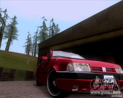 Fiat Tempra 1998 Tuning for GTA San Andreas left view