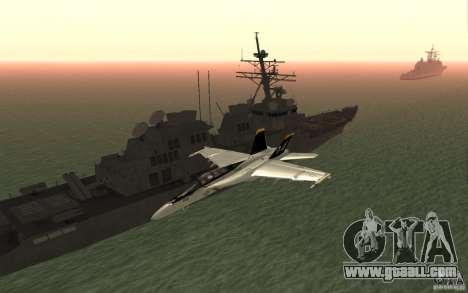 CSG-11 for GTA San Andreas