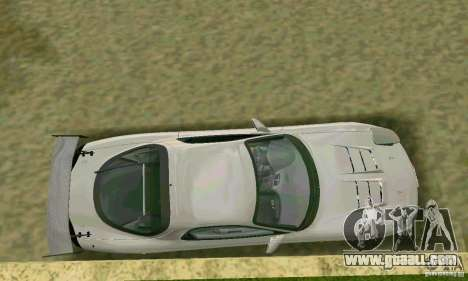 Mazda RX7 tuning for GTA Vice City side view