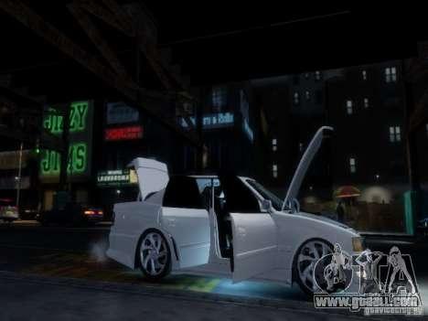 Toyota Chaser 100 TourerV for GTA 4