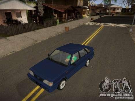Daewoo-FSO Polonez Atu Plus 1.6 for GTA San Andreas right view