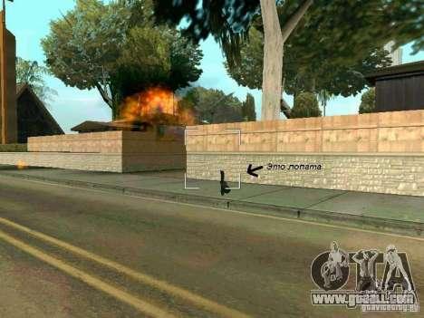 Lopatomët for GTA San Andreas eighth screenshot