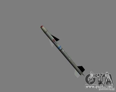 Rocket for GTA San Andreas second screenshot