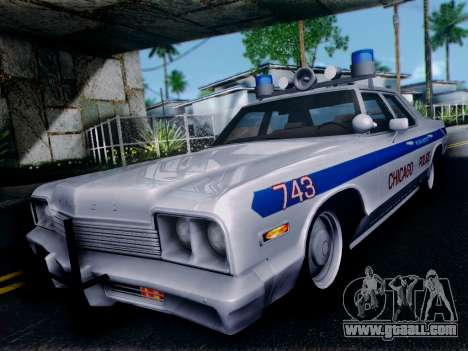 Dodge Monaco 1974 for GTA San Andreas