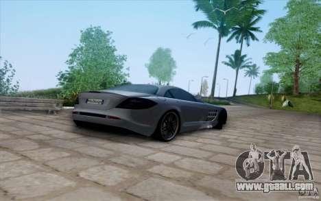 SA Beautiful Realistic Graphics 1.6 for GTA San Andreas second screenshot