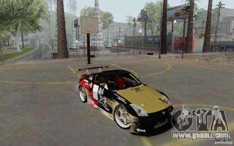 Nissan 350Z for GTA San Andreas