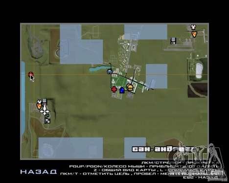 Gosport Road-Nižegorodsk for GTA San Andreas seventh screenshot