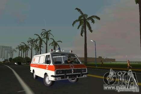 RAF-22031 Ambulance for GTA Vice City