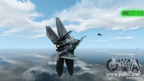 Air Combat IV for GTA 4 second screenshot