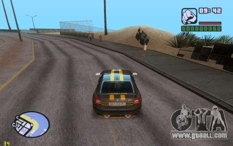 ENBSeries By VadimSpiridonov v.0.2 for GTA San Andreas third screenshot