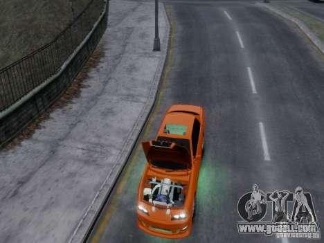 Toyota Chaser 100 TourerV for GTA 4 inner view