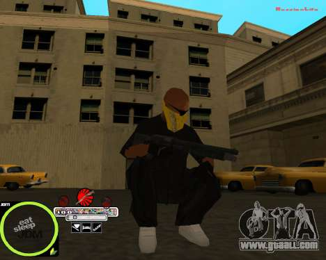 Weapon Pack by Alberto for GTA San Andreas forth screenshot