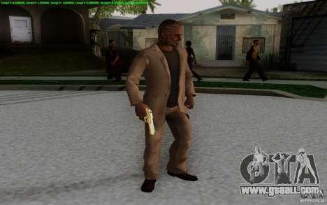 Raul Menendez 2025 for GTA San Andreas second screenshot