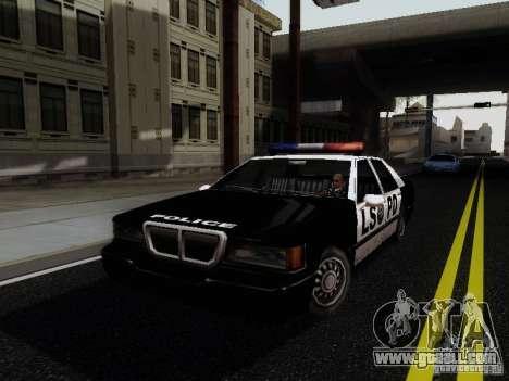 Elegant Police LS for GTA San Andreas