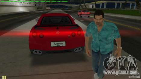 Tommy HQ Model for GTA Vice City forth screenshot
