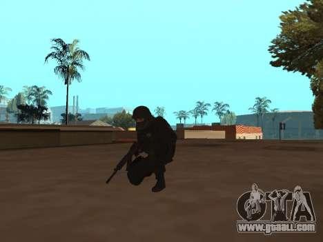 Member Of The FSB for GTA San Andreas