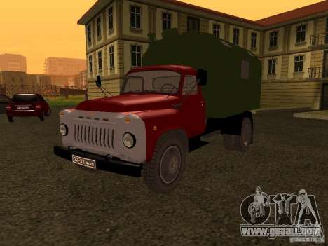 GAZ 52 for GTA San Andreas