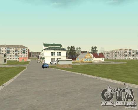 New District field of dreams for GTA San Andreas fifth screenshot