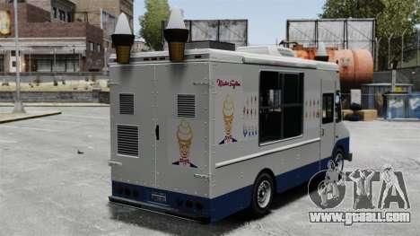 New van moroženŝika for GTA 4 third screenshot