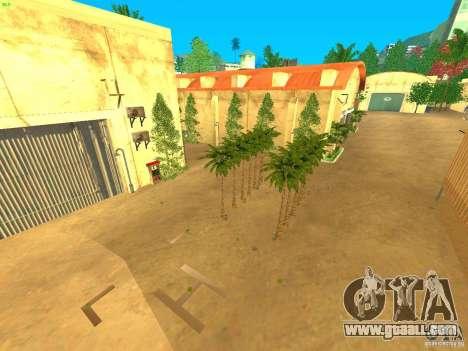 New Studio in LS for GTA San Andreas seventh screenshot