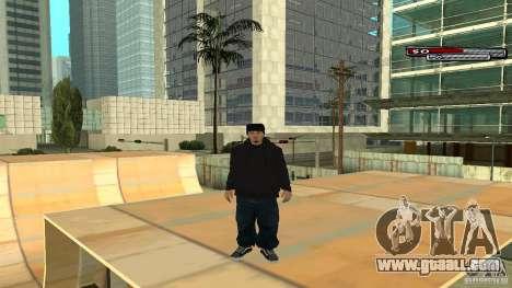 Trialist HD for GTA San Andreas fifth screenshot
