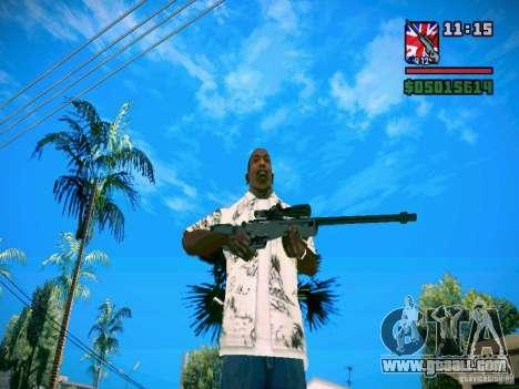 New Weapon Pack for GTA San Andreas third screenshot
