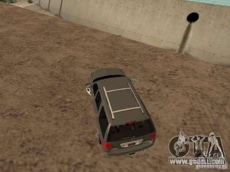 Lincoln Navigator 2004 for GTA San Andreas right view