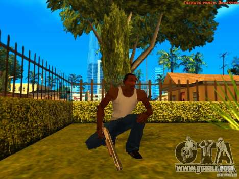 New Animations V1.0 for GTA San Andreas tenth screenshot