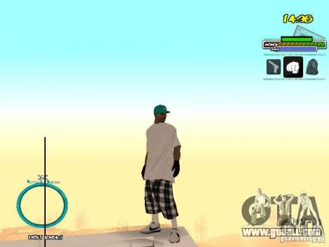 Skins El Coronos for GTA San Andreas second screenshot