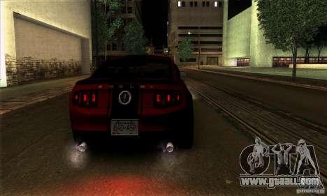 Real HQ Roads for GTA San Andreas tenth screenshot