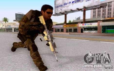 David Mason for GTA San Andreas sixth screenshot