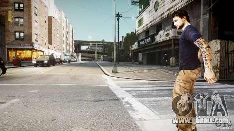 Jason Brodie for GTA 4