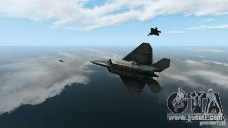 Air Combat IV for GTA 4