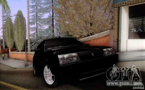 ENBSeries By Eralhan for GTA San Andreas seventh screenshot