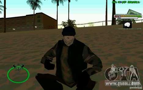 Bomje & Gop for GTA San Andreas second screenshot