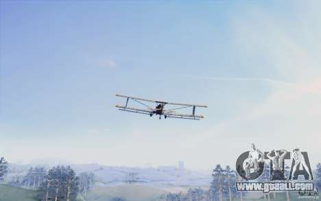 Sky Box V1.0 for GTA San Andreas second screenshot
