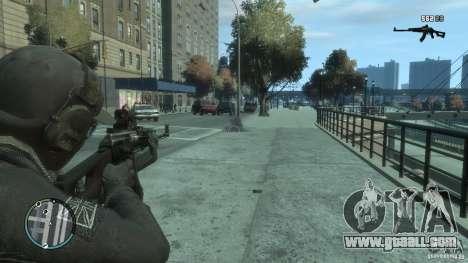 THE PKK for GTA 4 fifth screenshot