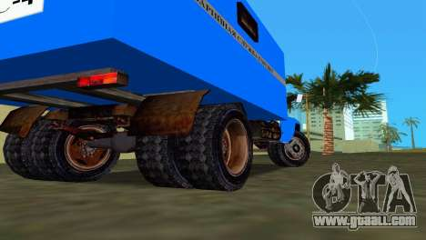 ZIL 130 for GTA Vice City back left view