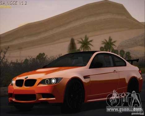 SA_NGGE ENBSeries v1.2 Final for GTA San Andreas